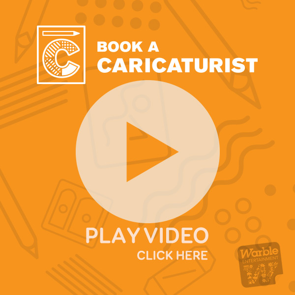 a caricature video