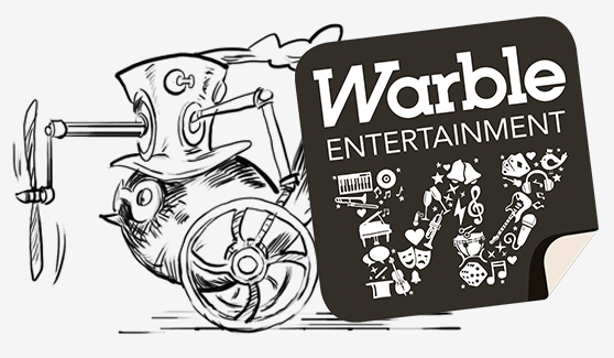 Warble Entertainment for Caricaturists